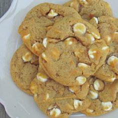 Canna Pumpkin Spice Cookies