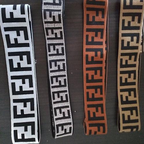 Fendi Reversible Bands