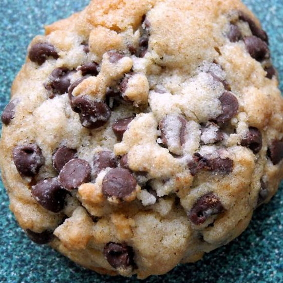 Canna Chocolate Chip Cookies