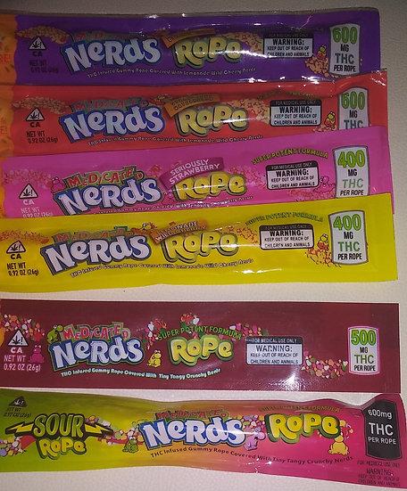 Nerd Ropes