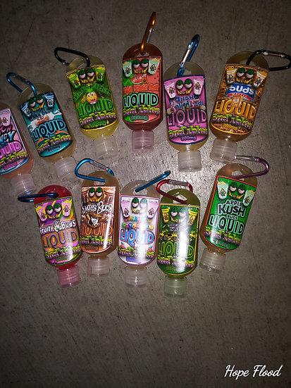 Liquid Budibles