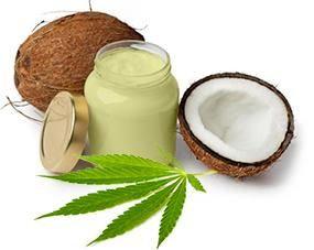 Cannabis Coconut Oil Butter