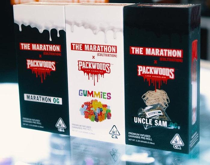 The Marathon Packwoods