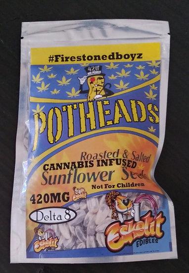 Delta 8 Pot Sunflower Seeds