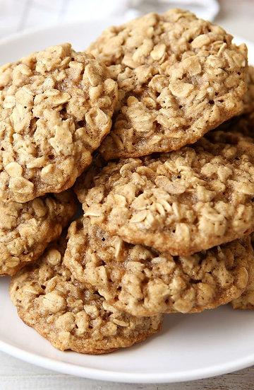 Canna Oatmeal Cookies