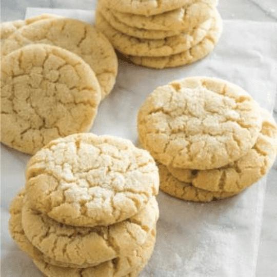 Mini Sugar Cookie Sampler