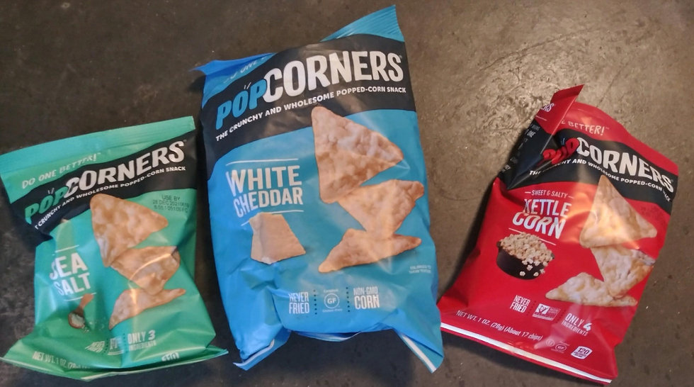 CBD Poppers Chips