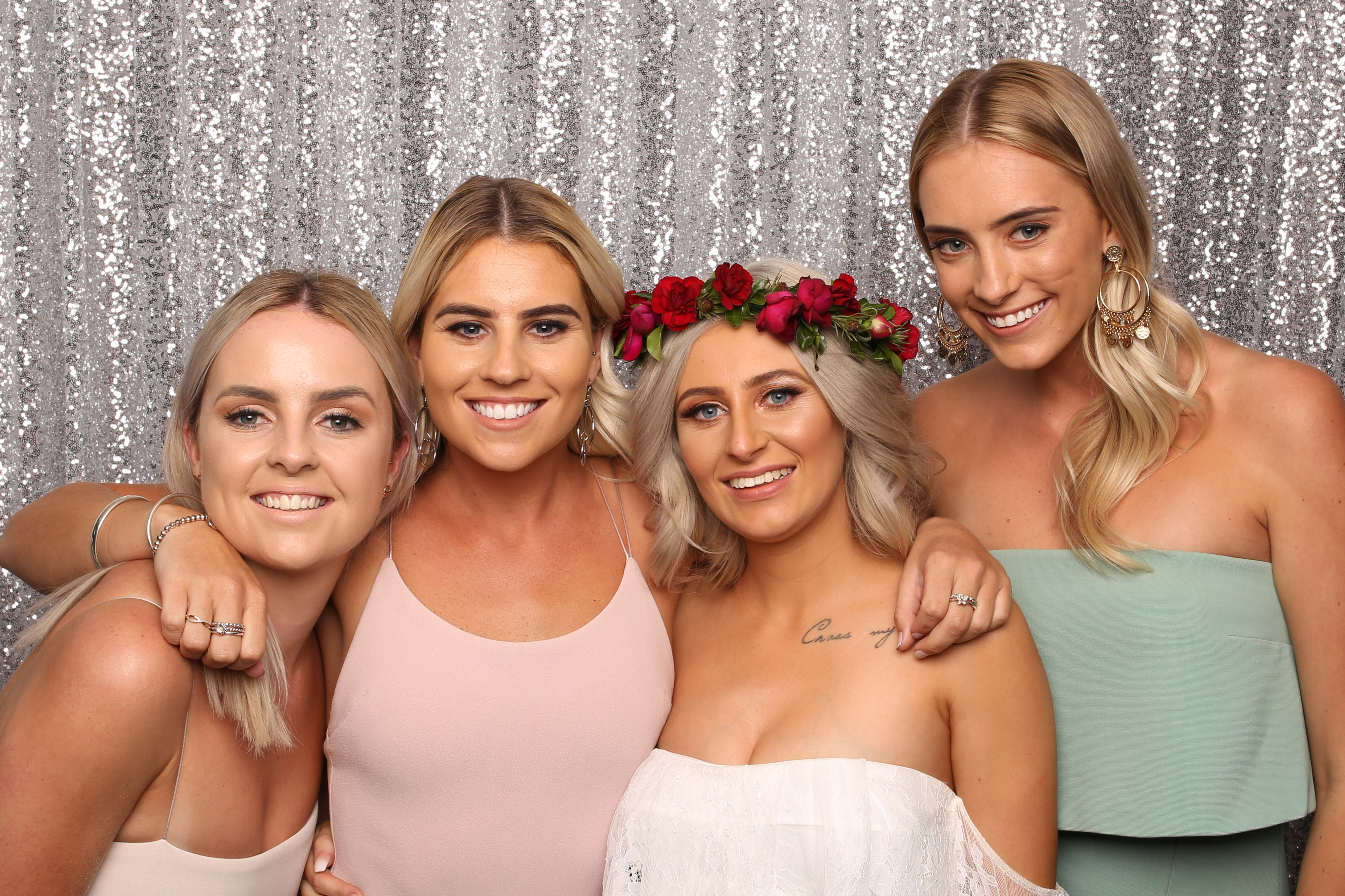 Premium open photo booth hire Nowra