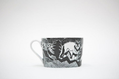 House of Rym HOWLS IN THE NIGHT cup
