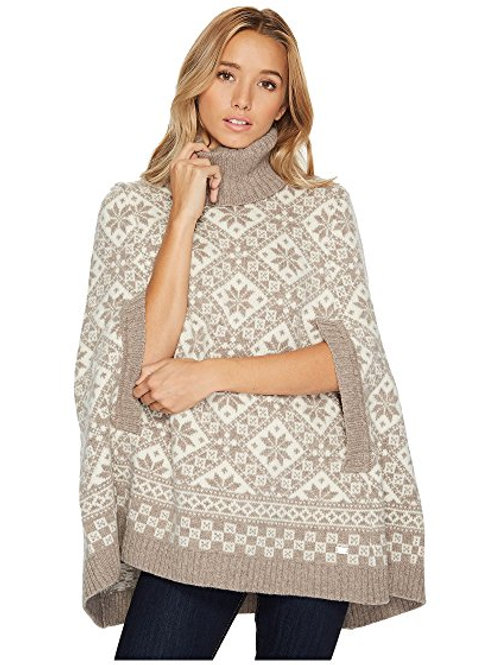 Dale of Norway poncho ROSE
