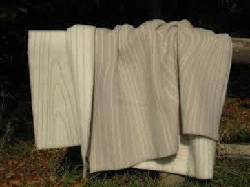 ROROS blanket SKOG beige