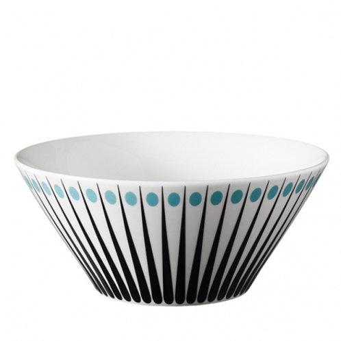 SUPERLIVING bowl Amanda blue 21 cm