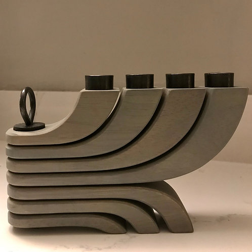 NORDIC LIGHT candleholder | 4 arms