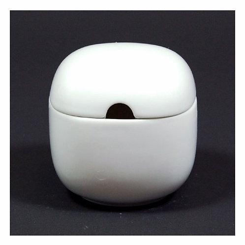 SUOMI WHITE sugar bowl