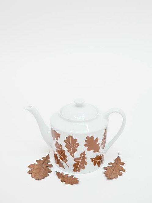 House of Rym LOST ACORNS teapot