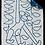 Thumbnail: KAY BOJESEN blanket | blue