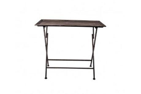 Broste Cph LULU metal tray table