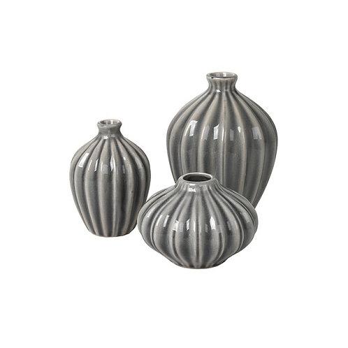 Broste Cph mini vases AMALIE s/3