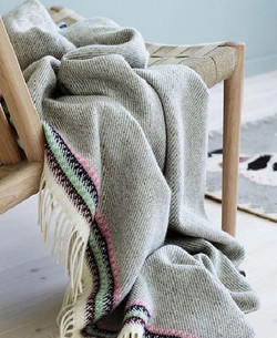 BLANKETS   THROWS