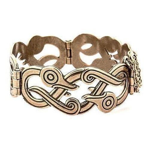 Bronze bracelet IKU-TURSO