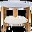 Thumbnail: Ary Sweden FEATHER WHITE tray