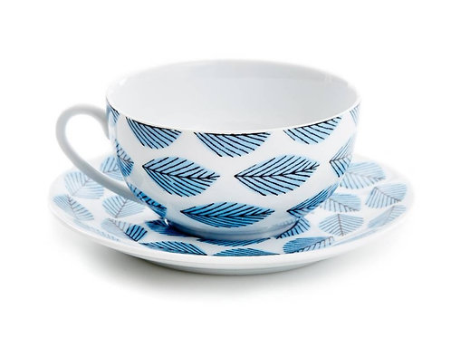 House of Rym ARBOUR HARBOUR cup & saucer