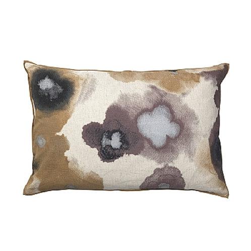 Broste Cph cushion cover FILIPPA mustard
