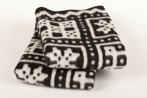 Roros blanket VOSS black