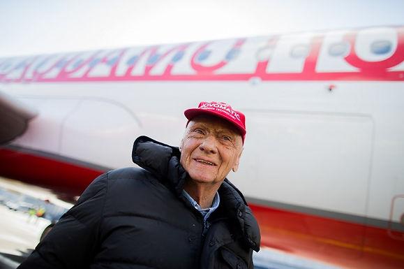 Zemřel Niki Lauda