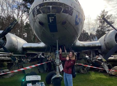 Air Park ve Zruči pro milovníky letadel