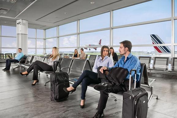 Letištní služby v Praze, které neznáte
