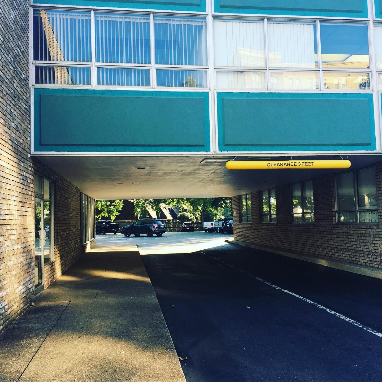 Building underpass