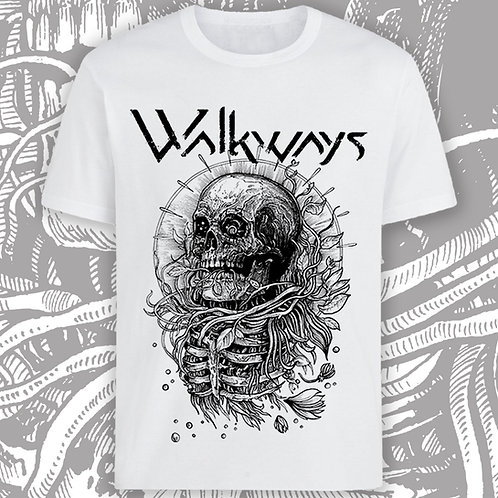 White Skeleton LIMITED EDITION T-Shirt