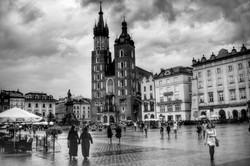 Two Nuns, Krakow