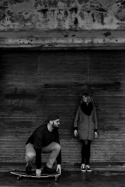 photo couple sancerre urbex