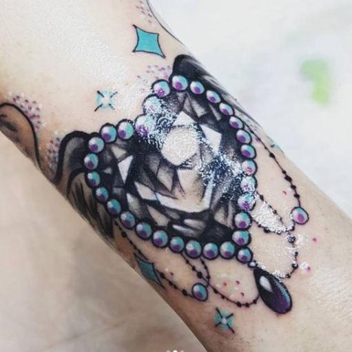 Tattoositzung