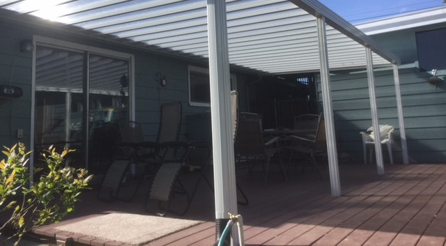 Clear Patio Cover