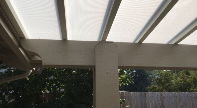 white polycarbonate panel patio cover.jp