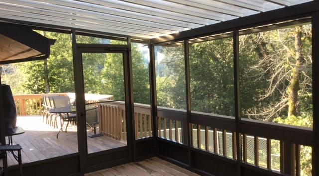 Screen Room Enclosure