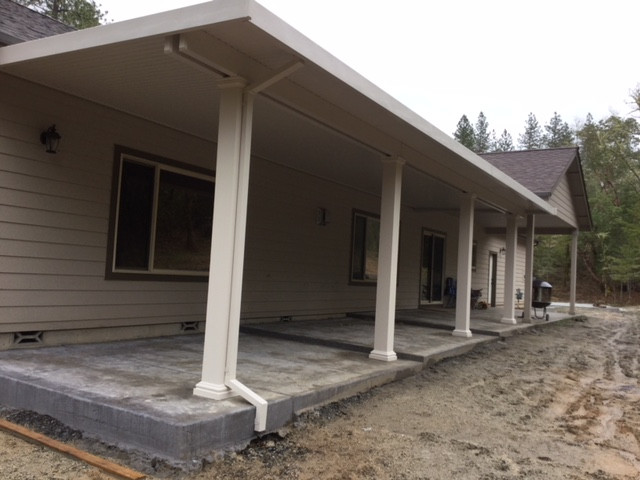 Un-insulated Patio Covers
