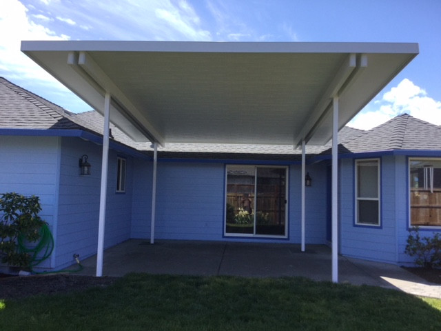 Insulated Panel Patio Cover