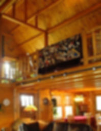 Custom cedar log homes, Adirondack style homes, Quality craftsmanship, Log homes, Log cabins, Adirondack styled framed homes