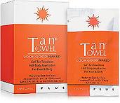 Plus Self-Tan Towelette Half Body Applic
