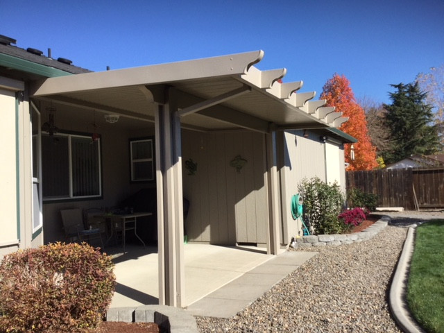 Flat Panel In-Insulated Patio Covers