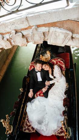 Jeneene & John - Elopement in Venice