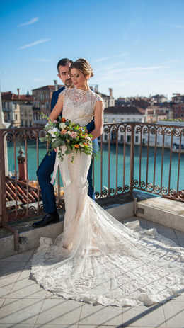 Olga & Francesco - Wedding in Venice