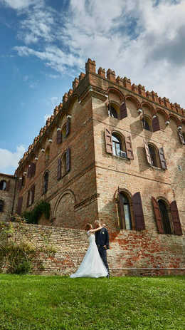 Anna & Marco - Wedding Venetian Land