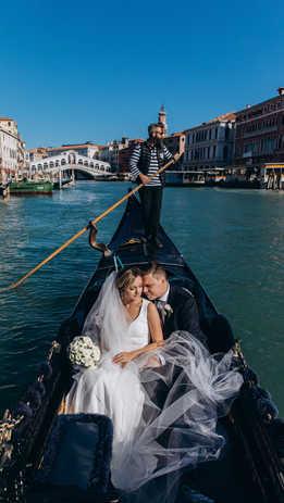 Valeria & Pavel - Wedding in Venice