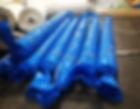 No filler tarpaulin rolls by airtrax