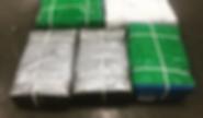 Tarpaulin bundles by airtrax - High quality